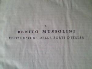 Il frontespizio di un'edizione del 1929
