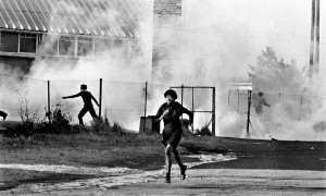 Police opened fire on thousands of children and teenagers that day. Photograph: Foto24/Getty Images