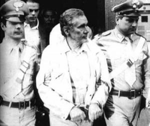 L'arresto di Enzo Tortora nel 1985