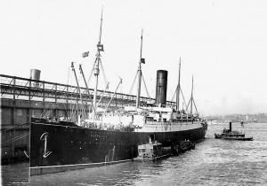 La RMS Carpathia (Wikipedia)