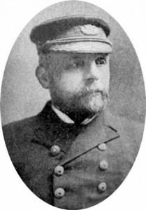Eduard Smith, il comandante del Titanic