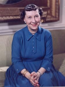 Mamie Geneva, la moglie di Eisenhower