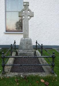 La tomba su cui furono sparse le ceneri di Kay (Wikimedia)