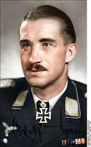 Adolf Galland (Bundesarchiv)