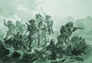 Bersaglieri alla battaglia di Rivoli (da Wikipedia)