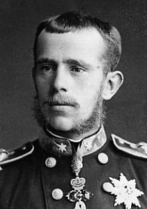 Rodolfo d'Asburgo nel 1881 (Wikipedia)