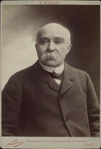 Georges Clemenceau (Wikipedia)