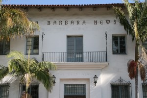 La sede della Santa Barbara News Press. (Wikimedia)