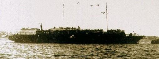 La nave Struma (Jewish Historical Institute)