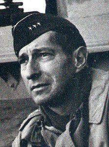 Il generale Mark Clark (Wikimedia)