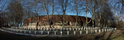 La Rotunda di Zamość oggi (da Wikipedia)