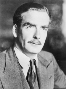 Anthony Eden (Wikimedia Commons)