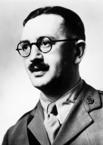 Il maggiore Ivan Hirst (dal sito volkswagen-newsroom.com)