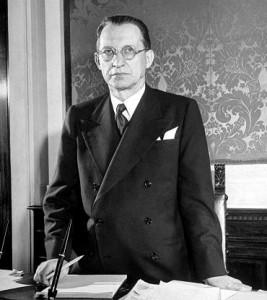 Alcide De Gasperi (Wikimedia)