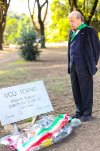 Gianfranco Pagliarulo, neo presidente Anpi