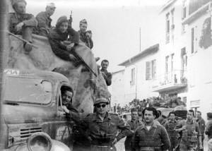 Arezzo, 1944