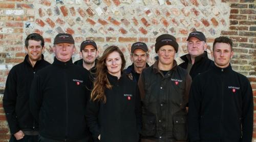LO staff di Rathfinny Estate