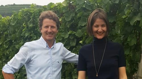 Andreas, 41 anni, con la sorella Katherina, 39 anni