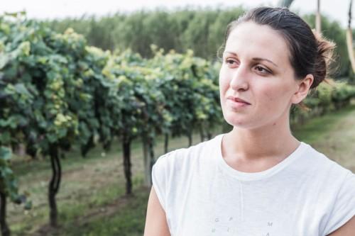 Silvia Zucchi di Cantina Zucchi