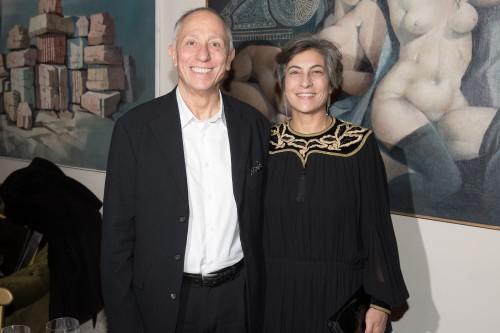 Marco Pallanti e Lorenza Sebasti