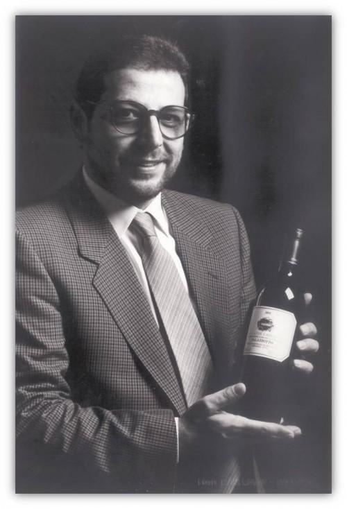 Fausto Maculan, all'inizio della carrriera