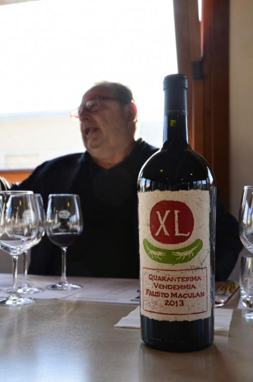 XL, il vino delle quaranta vendemmie