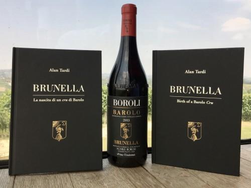 Il Brunella e il libro sul nuovo cru