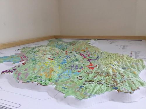 La mappa del Chianti Classico In dettaglio
