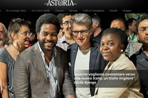 Antirazzismo, una delle campagne Astoria