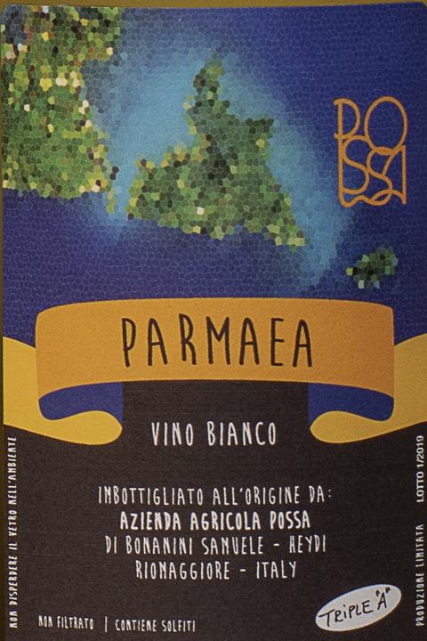 Il nuovo vino dedicato a Palmaria
