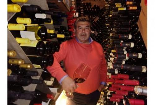Tiziano Castegnedi alla Bottega del Vino di Verona