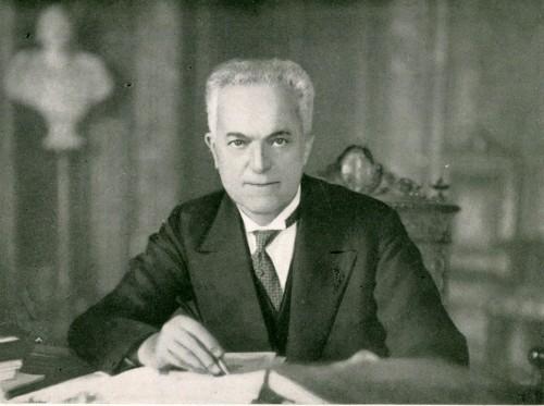 Arturo Marescalchi, primo direttore del Corriere Vinicolo