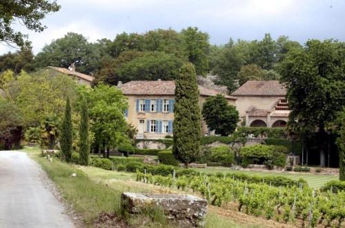 La tenuta Miraval