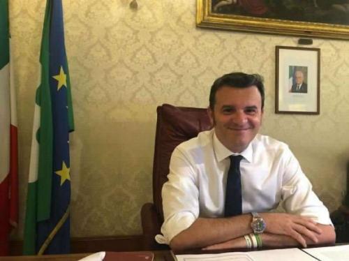 Il sottosegretario Gian Marco Centinaio