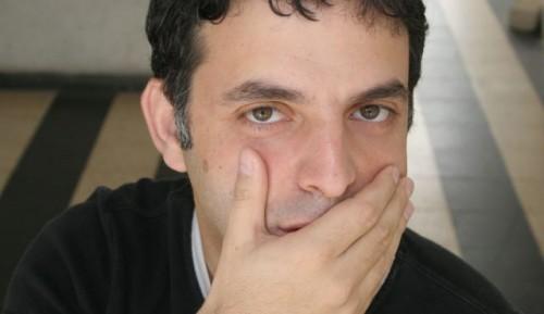 Lo scrittore israeliano Etgar Keret, 45 anni