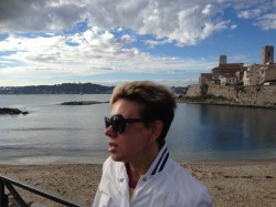 Monica Nolli ad Antibes