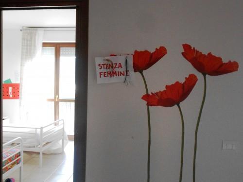 """La """"stanza delle femmine"""" di Pontassieve"""