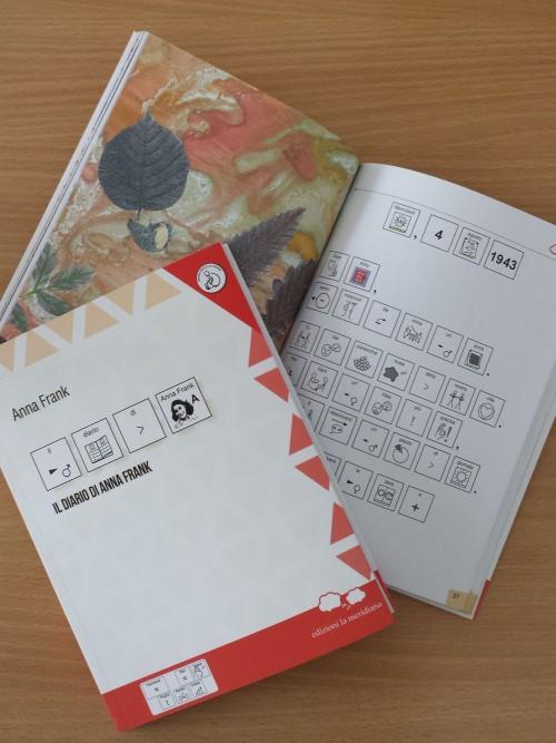 Il diario di Anna Frank nei simboli della Comunicazione Aumentativa