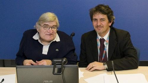 Franco Bomprezzi e Marco Piazza