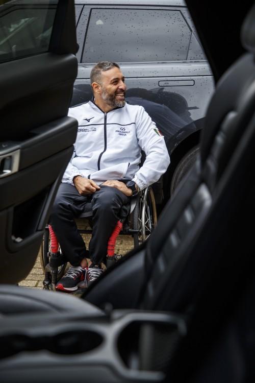 Simone Careddu e auto a guida autonoma