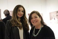 """Claudia Crisafio e Serena Bartezzati, fondatrici del Festival """"Uno sguardo raro"""""""