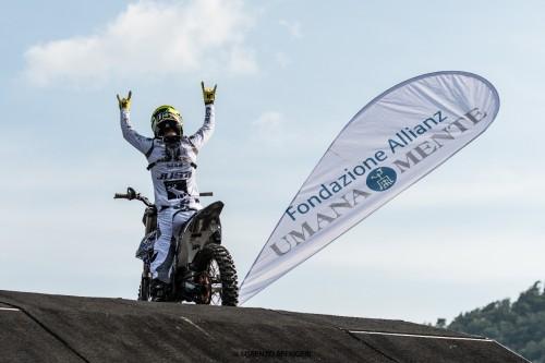 Vanni Oddera, freestyle motocross