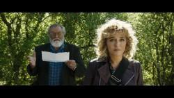 Diego Abatantuono e Valeria Golino in una scena del film