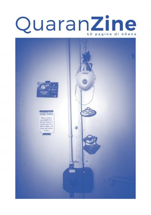 La copertina di QuaranZine