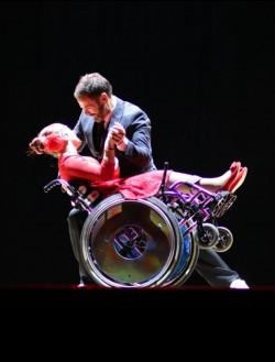 Il maestro Nicchiotti con la campionessa Ilaria Sani