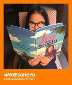 #NoEsonero Lo Zaino di Emma