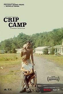La locandina di Crip Camp