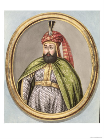 Amurath IV Sultan 1623-40 A Series of Portraits of the Emperors of Turkey Youg 1808.jpg