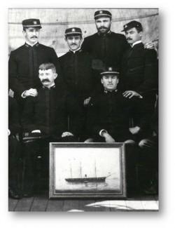 Pinkerton e commilitoni