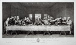 Raffaello Morghen - il Cenacolo